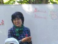 今回の講師の方は笑顔が素敵な・・・のに写真が下手で