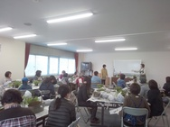 H27年度!!始まりましたガーデニング講座!!