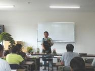 盆栽教室 開催です!!